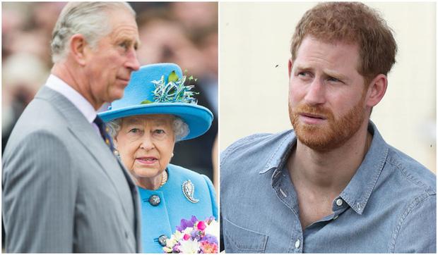 Hậu cuộc phỏng vấn tai tiếng của Harry: Nữ hoàng có động thái đầu tiên khiến cháu trai phải ngẫm lại mình, Thái tử Charles cúi đầu bất lực - Ảnh 1.
