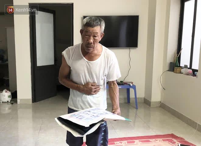 Linh tính kỳ lạ khiến gia đình phát hiện 4 trang nhật ký giấu trong tập hồ sơ bệnh án của chị họ anh Nguyễn Ngọc Mạnh sau khi mất - Ảnh 5.