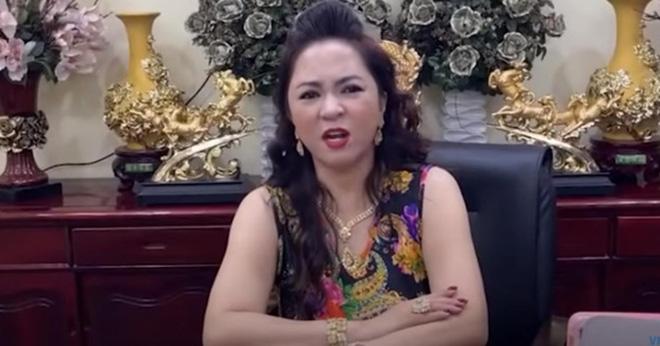 Vy Oanh đáp trả đại gia Nguyễn Phương Hằng: Hãy trở về đúng vị trí của mình thôi cô! - Ảnh 1.