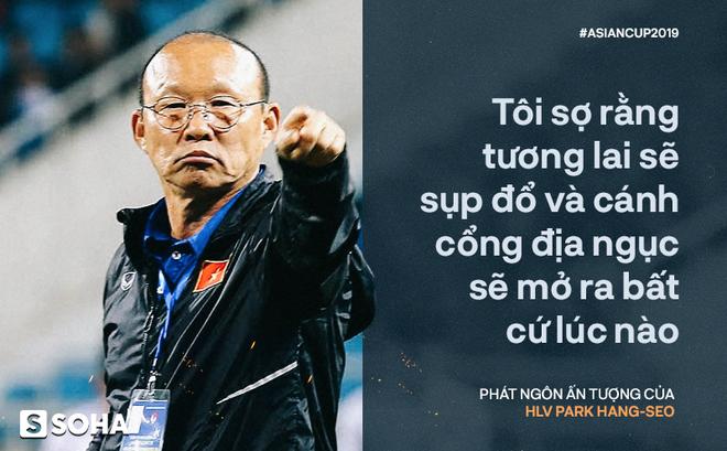 Sau cú ho khẽ của bầu Đức, HLV Park Hang-seo đang phải đối mặt với bóng ma Hữu Thắng - Ảnh 3.