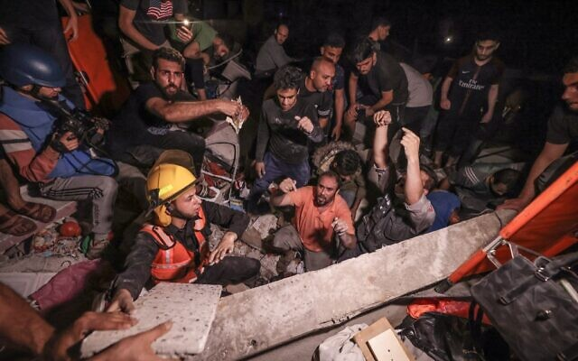 Rocket ồ ạt khai hỏa, kích hoạt báo động đỏ ở loạt đô thị Israel - Tuyên bố diệt tận gốc chiến tranh địa đạo, QĐ Israel chuyển sang truy sát lãnh đạo Hamas - Ảnh 2.
