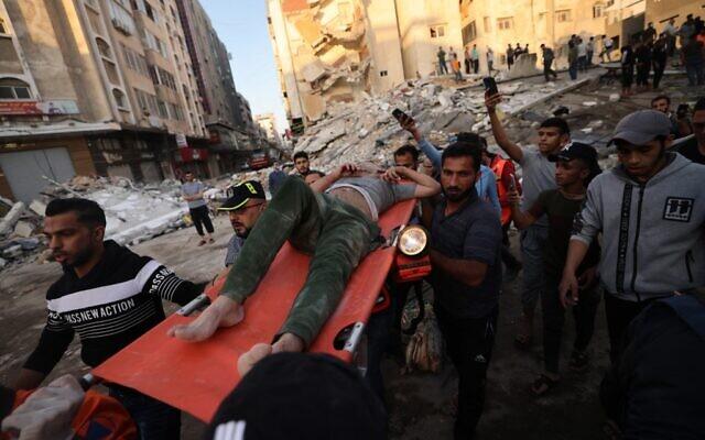 Rocket ồ ạt khai hỏa, kích hoạt báo động đỏ ở loạt đô thị Israel - Tuyên bố diệt tận gốc chiến tranh địa đạo, QĐ Israel chuyển sang truy sát lãnh đạo Hamas - Ảnh 1.