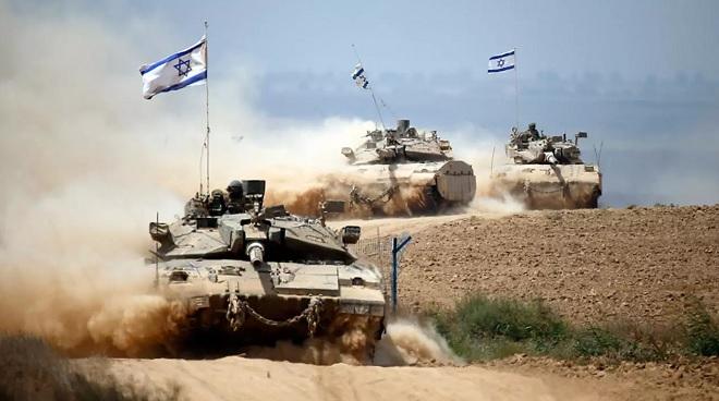 Chiến dịch đẫm máu nhất của Israel khi đưa bộ binh tiến vào Gaza - Ảnh 1.