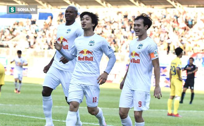 Sau cú ho khẽ của bầu Đức, HLV Park Hang-seo đang phải đối mặt với bóng ma Hữu Thắng - Ảnh 1.