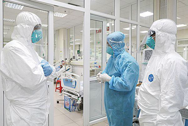 Ca tử vong do COVID-19 thứ 37 tại Việt Nam là nam, 34 tuổi; Thêm 1 khu công nghiệp ở Bắc Giang có ca mắc COVID-19, chưa rõ nguồn lây - Ảnh 2.
