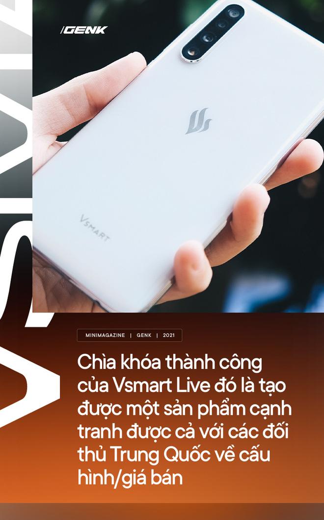 Muốn hiểu vì sao VinSmart phải từ bỏ cuộc chơi smartphone, bạn chỉ cần nhìn vào thành công của Vsmart Live và Joy 3 - Ảnh 4.