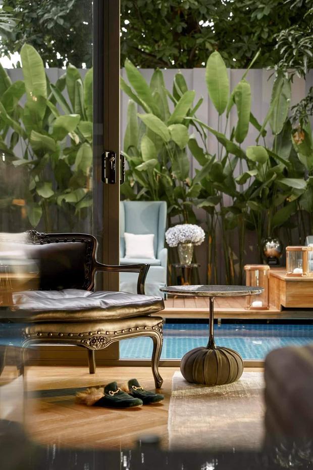 Nhà Thái Công thiết kế tiếp tục bị chê: Không phải cứ mua đồ đắt tiền mới là đẹp, sàn nhà tắm bằng gỗ thì xả nước thế nào? - Ảnh 5.