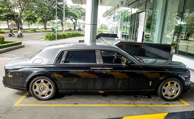 Chiếc Rolls Royce hàng thửa từng đắt nhất Việt Nam: Thăng trầm cùng nữ đại gia - Ảnh 2.
