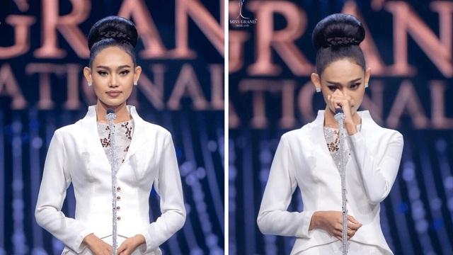 Thực hư thông tin Hoa hậu Myanmar bị truy nã vì giơ bảng cầu cứu trên sân khấu Chung kết HHHV: Kết quả tìm kiếm bất ngờ - Ảnh 4.