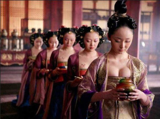 Vì sao các cung nữ triều Thanh không sống sót khi bị đuổi đi? - Ảnh 4.