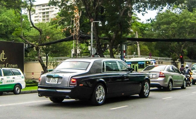 Chiếc Rolls Royce hàng thửa từng đắt nhất Việt Nam: Thăng trầm cùng nữ đại gia - Ảnh 5.