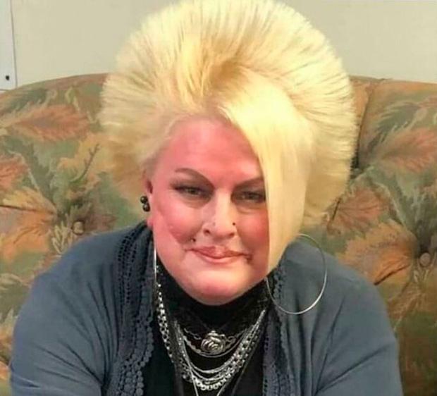 28 mái tóc dị nhất quả đất, có thể không đẹp nhưng ai cũng phải ngoái nhìn - Ảnh 6.