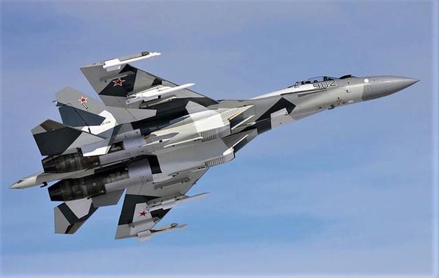 Vua tác chiến Su-35 của Nga vượt trội chim ăn thịt F-22  - Ảnh 2.