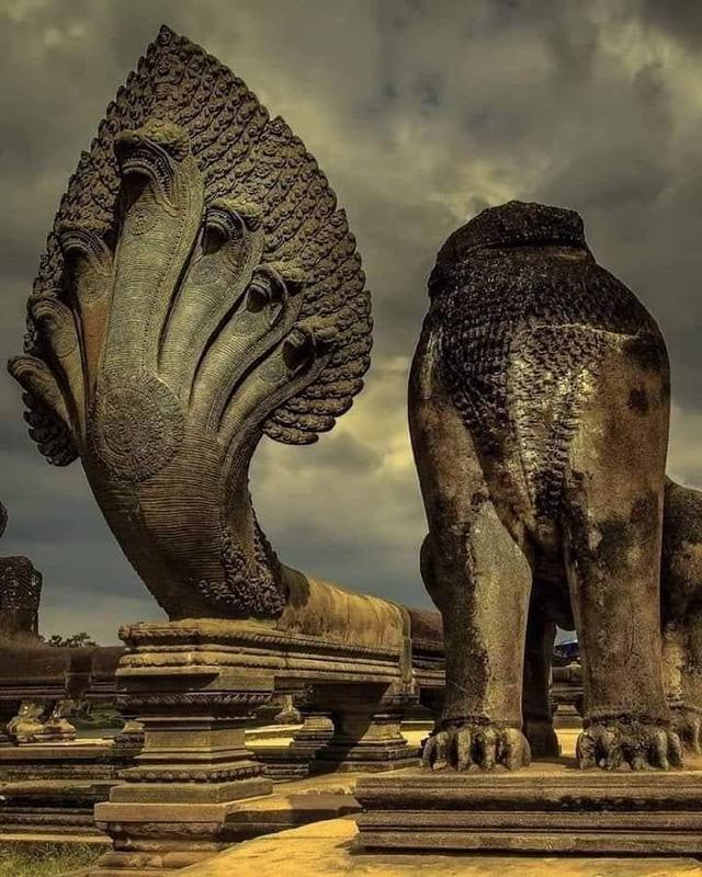 Những thần thú đầy quyền lực trong thần thoại Ấn Độ - Ảnh 2.