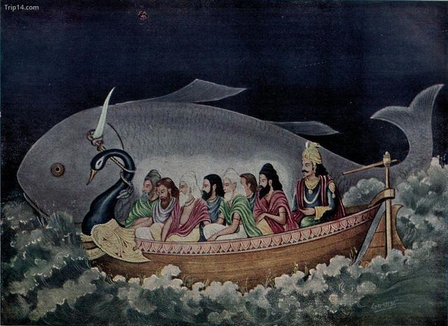 Những thần thú đầy quyền lực trong thần thoại Ấn Độ - Ảnh 3.