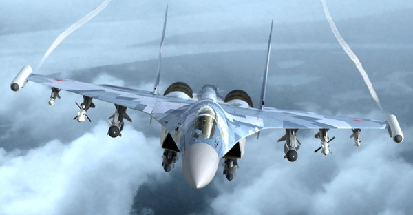 Vua tác chiến Su-35 của Nga vượt trội chim ăn thịt F-22  - Ảnh 5.
