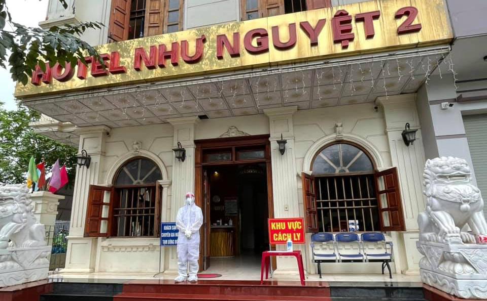 Nhóm chuyên gia Trung Quốc nhiễm SARS-CoV-2 ở chung khách sạn cách ly với nhóm chuyên gia Ấn Độ
