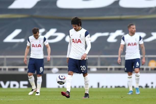 Tottenham nguy cơ phải đá giải hạng 3 - Ảnh 1.