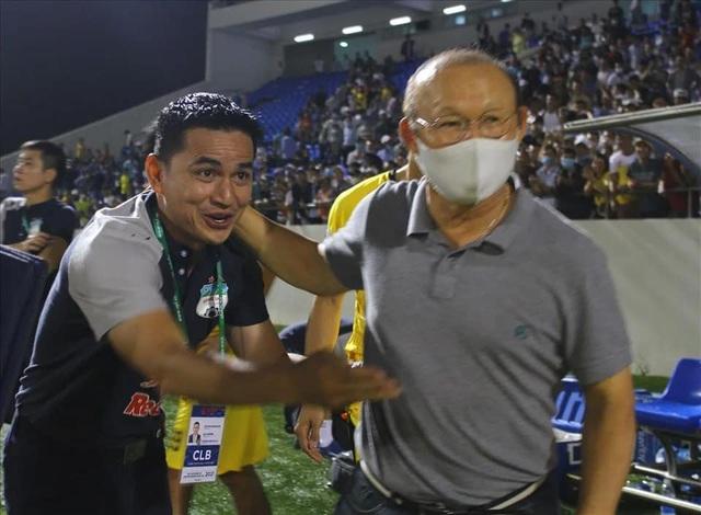 Zico Thái tiết lộ buổi nói chuyện đặc biệt ở HAGL, muốn Việt Nam đi tiếp tại VL World Cup - Ảnh 3.