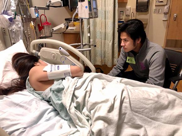 Vũ Ngọc Ánh: Tôi bị sốc thuốc dẫn đến chóng mặt, nhịp tim em bé chậm lại  - Ảnh 2.