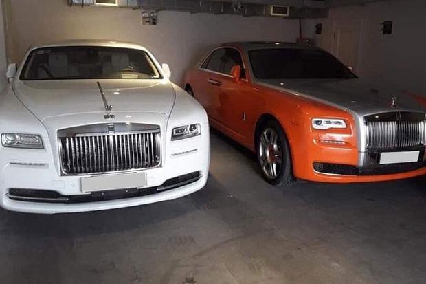 BST siêu xe nghe muốn xây xẩm mặt mày của bà Phương Hằng: Rolls-Royce mà màu trắng, đỏ, cam có hết! - Ảnh 6.