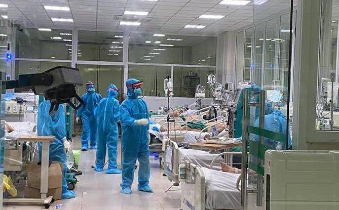 Bệnh nhân thứ 42 tử vong vì Covid-19, có nhiều bệnh lý nền