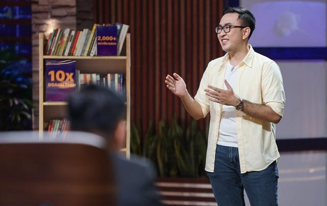 """Startup dùng học bổng ba má khởi nghiệp, Shark Việt khuyên chân tình """"nên trả lại tiền"""" - Ảnh 1."""