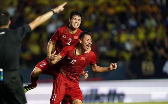 Hỏa lực đa dạng của đội tuyển Việt Nam - Ảnh 1.