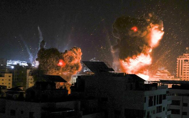 """Gần 100 chiến binh Hamas bị """"chôn sống"""" dưới hầm ngầm ở Gaza: Cú ra đòn hiểm độc của Israel - Ảnh 1."""