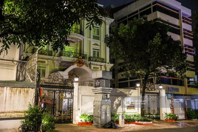 Cận cảnh biệt thự 6 tầng, rộng 2400m2 của đại gia Phương Hằng: Nằm giữa trung tâm Sài Gòn, độ xa hoa, sang trọng bậc nhất giới thượng lưu - Ảnh 3.