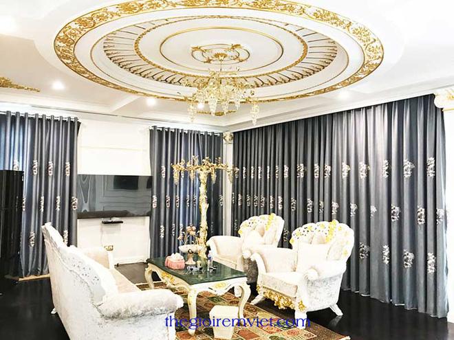Cận cảnh biệt thự 6 tầng, rộng 2400m2 của đại gia Phương Hằng: Nằm giữa trung tâm Sài Gòn, độ xa hoa, sang trọng bậc nhất giới thượng lưu - Ảnh 9.