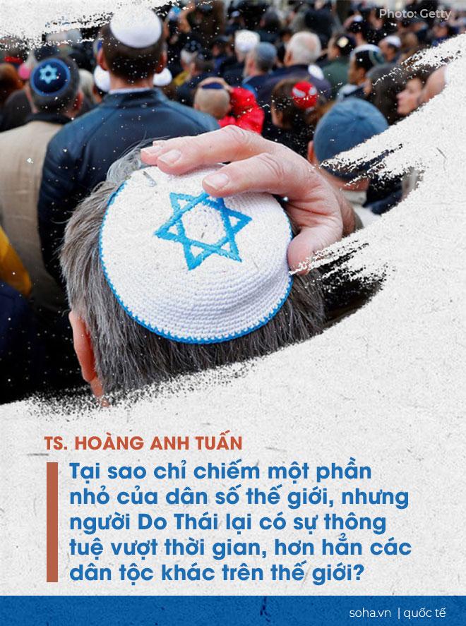 Vì sao có người Do Thái, quốc gia Do Thái, đạo Do Thái mà không có người Trung Quốc, nước Trung Quốc, đạo Trung Quốc? - Ảnh 1.