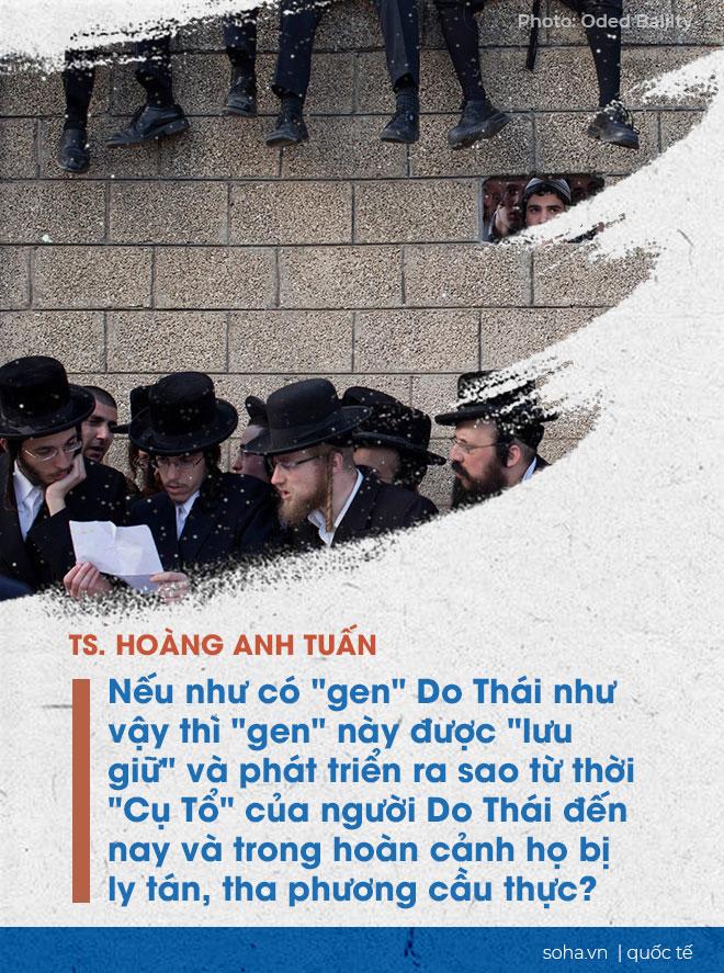 Vì sao có người Do Thái, quốc gia Do Thái, đạo Do Thái mà không có người Trung Quốc, nước Trung Quốc, đạo Trung Quốc? - Ảnh 2.