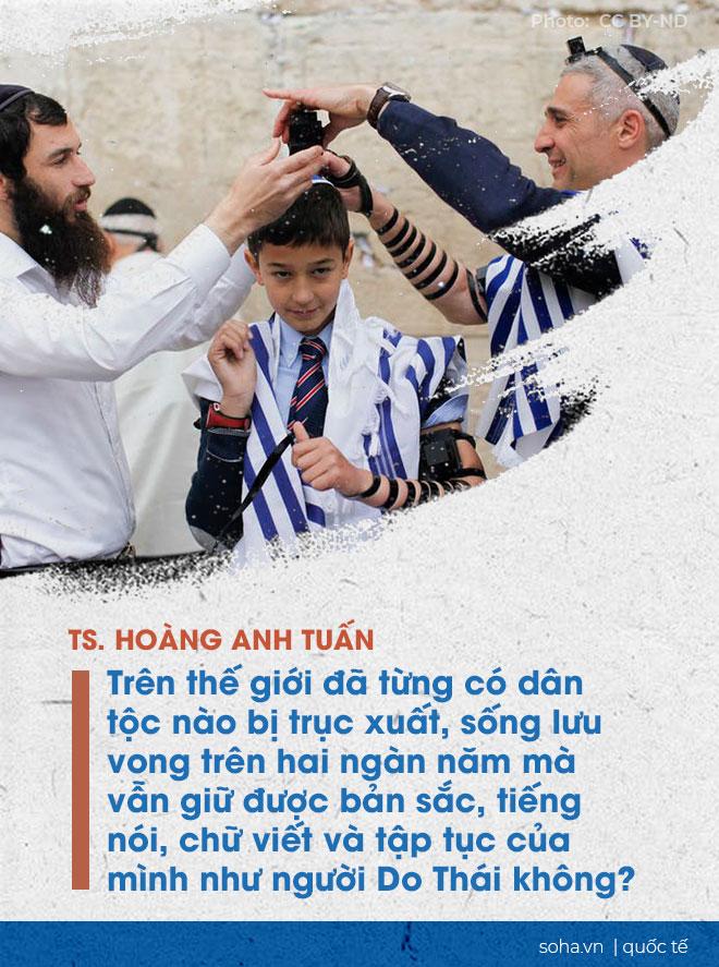 Vì sao có người Do Thái, quốc gia Do Thái, đạo Do Thái mà không có người Trung Quốc, nước Trung Quốc, đạo Trung Quốc? - Ảnh 4.