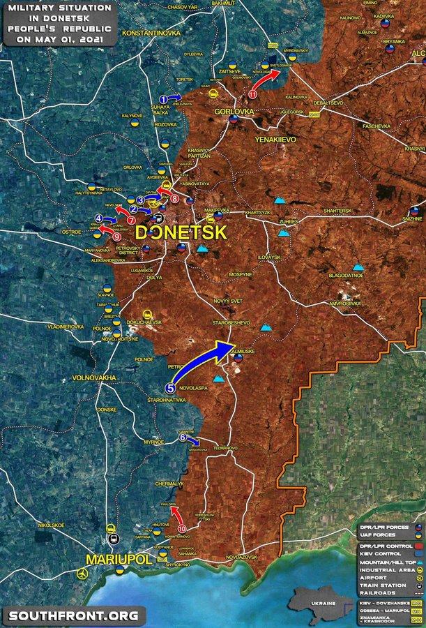 Donetsk ra đòn hiểm, hàng triệu USD của Kiev đi tong: Tướng Ukraine lo ngại bằng thừa? - Ảnh 3.