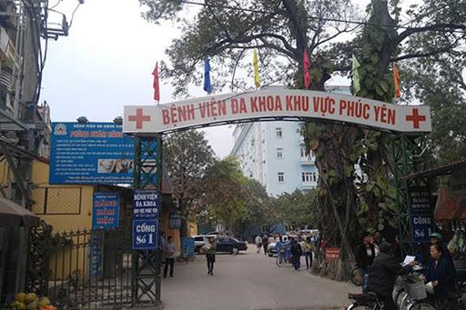 Một bác sĩ của BVĐK khu vực Phúc Yên dương tính lần 1 với SARS-CoV-2 - ảnh 1