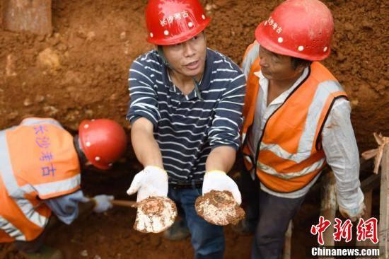 42 mộ cổ Trung Quốc vừa được phát hiện trên công trường: Đội khảo cổ bất ngờ khi thấy hình dáng lăng! - Ảnh 7.