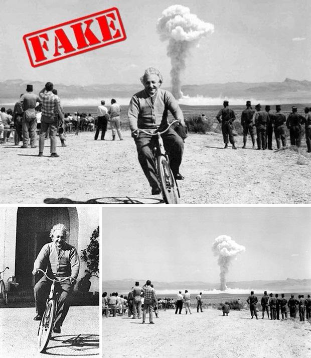 Những câu chuyện thú vị ẩn đằng sau 7 bức ảnh nổi tiếng nhất lịch sử, hóa ra có rất nhiều điều chỉ là cú lừa không như ta nghĩ - Ảnh 10.