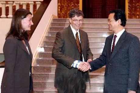 Vợ chồng Bill Gates đã đầu tư bao nhiêu vào Việt Nam qua quỹ Bill & Melinda Gates? - Ảnh 2.