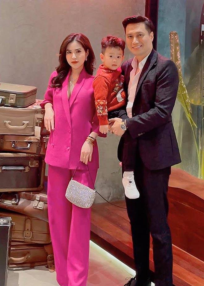 Vợ hai diễn viên Việt Anh sau gần 2 năm ly hôn: Kín tiếng đời tư, mê ăn mặc sexy - Ảnh 2.