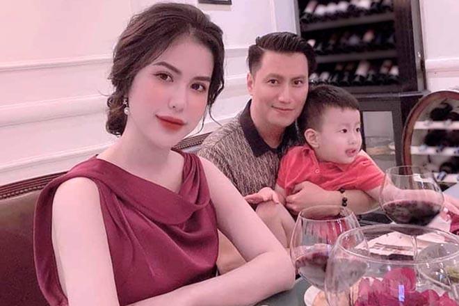 Vợ hai diễn viên Việt Anh sau gần 2 năm ly hôn: Kín tiếng đời tư, mê ăn mặc sexy - Ảnh 3.