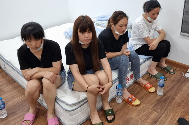 Người Trung Quốc nhập cảnh trái phép vào Việt Nam để tìm mối kinh doanh, sử dụng công nghệ cao đánh bạc - Ảnh 2.