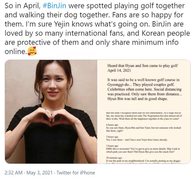 Hyun Bin và Son Ye Jin bị bắt gặp cùng nhau đưa cún cưng đi dạo ở công viên? - Ảnh 1.