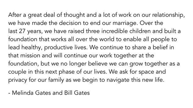 Tại sao Bill Gates ly hôn? Melinda tiết lộ 1 vấn đề lớn khiến chồng bà do dự trước đám cưới - Ảnh 1.