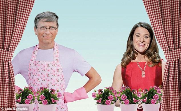 Góc khuất không ngờ phía sau cuộc hôn nhân 'tưởng như màu hồng' của Bill Gates: Làm gì có ông chồng nào tự nhiên lại đi... rửa bát, đặc biệt là tỷ phú? - ảnh 2