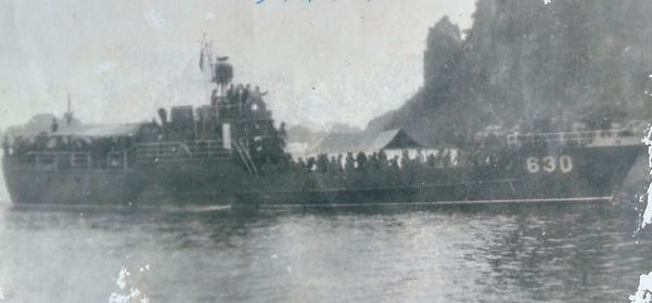 Đề đốc Hải quân VNCH làm đầu bếp trên tàu V630 Hải quân Việt Nam: Chiến lợi phẩm có một không hai! - Ảnh 6.