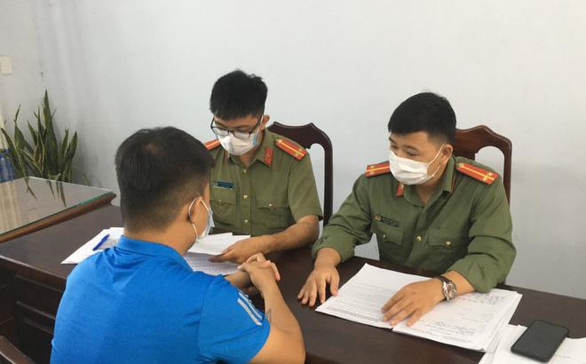 Chủ tiệm sửa điện thoại ở Đà Nẵng tung kết quả xét nghiệm Covid-19 giả lên mạng xã hội - Ảnh 1.