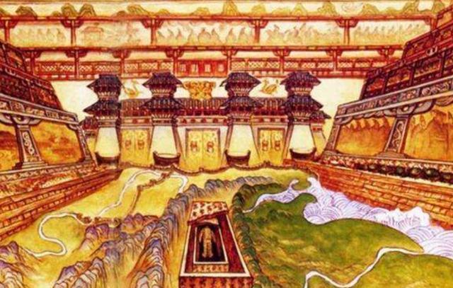 Thủy ngân trong lăng mộ Tần Thủy Hoàng thực ra không phải để chống trộm - Chuyên gia: Đây là chức năng thực sự - Ảnh 1.