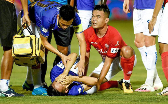 HAGL sẩy chân, HLV Park Hang-seo đột nhiên gánh nỗi lo cực độ trước ngày phán xử - Ảnh 4.