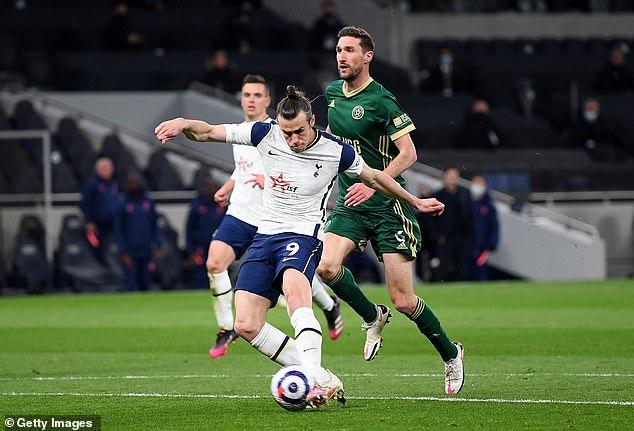 Tương lai của Bale phụ thuộc vào tân HLV Tottenham - Ảnh 1.